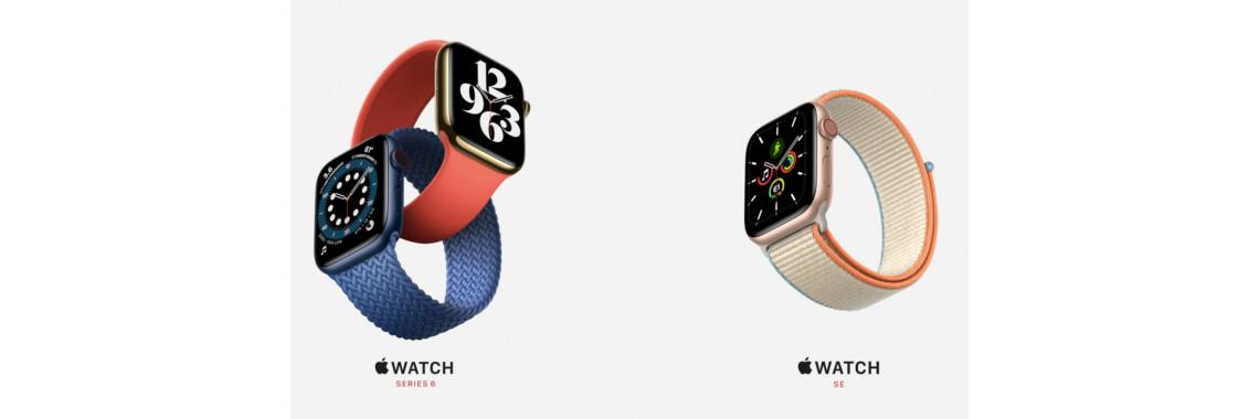 apple watch series 6 apple watch series se