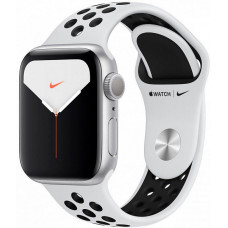 Apple Watch Nike Series 5 44mm Aluminum Silver (MX3V2)