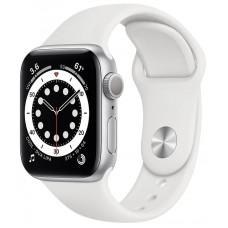 Apple Watch SE 44mm Aluminum Silver (MYDQ2)