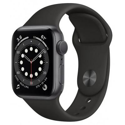 Apple Watch SE 44mm Aluminum Space Gray (MYDT2)